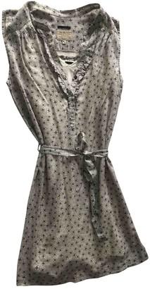 Ikks Multicolour Cotton Dress for Women