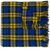 Faith Connexion checked fringed scarf - women - Polyamide/Mohair/Alpaca/Virgin Wool - One Size