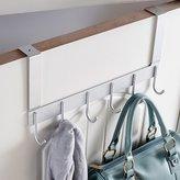 VANCORE Over Door Organizer Hooks Rack for Bathroom Bedroom