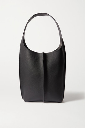 Acne Studios Textured-leather Tote - Black