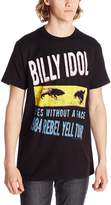 Impact Men's Billy Idol Rebel Yell Tour 1984 Double Sided T-Shirt
