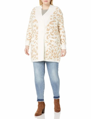 Jessica Simpson Women's Lana Oversized Cardigan Sweater