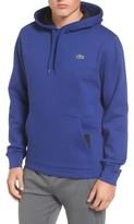 Lacoste Men's Brushed Fleece Logo Hoodie