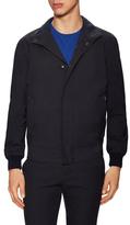 Z Zegna Stand Collar Jacket