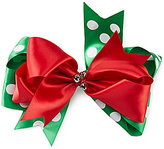 Copper Key Jingle Stack Bow