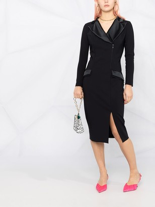 Le Petite Robe Di Chiara Boni Mid-Length Jacket Dress