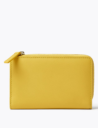 Marks and Spencer Leather Coin Purse