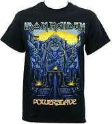 Global Iron Maiden Men's Dark Ink Powerslave T-Shirt 2XL
