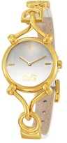 Dolce & Gabbana Women's DW0500 Flock Analog Watch