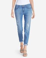 Eddie Bauer Women's Boyfriend Elysian Slim Leg Jeans