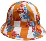 City Hunter Bd1180 Hawaiian Flower 6 Panel Bucket Hats - 6 Colors