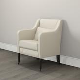 The White Company Hambledon Sleigh Cotton Armchair