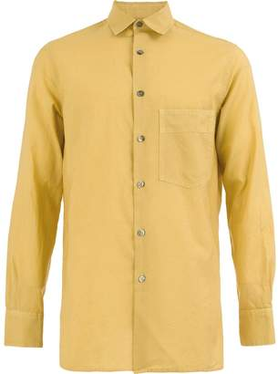 Federico Curradi plain button shirt