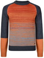 Dkny Ombre Knit Jumper