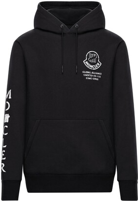 MONCLER GENIUS x Undefeated 2 Moncler 1952 Logo Hoodie
