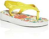 Havaianas Girls' Pets Thong Sandals - Baby, Walker