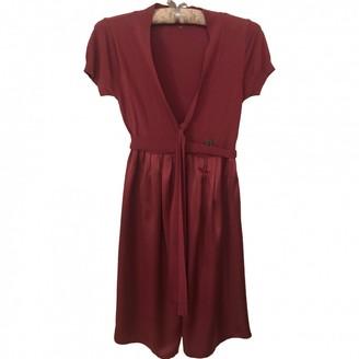Salvatore Ferragamo Purple Dress for Women