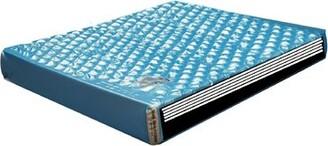 "Strobel Mattress Hydro-Support 305 9"" Hard-side Waterbed Mattress 5 Layer Waveless Size: King"