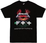 Bravado Men's Metallica-Master Of Puppets T-Shirt