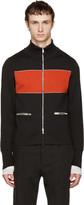 Wales Bonner Black Emory Sweater