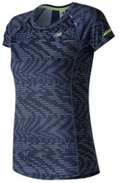 New Balance Women's WT71224 ICE Short Sleeve Shirt