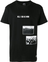 Les (Art)ists photo print T-shirt - men - Cotton - S
