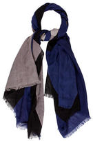 Rag & Bone Wool Geometric Scarf