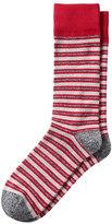 Banana Republic Slub Stripe Sock with COOLMAX® Technology