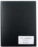 Cachet Classic Black Hardbound Sketch Book 8-1/2 x 11 inch