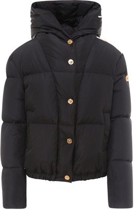 Versace Barocco Acanthus Padded Jacket