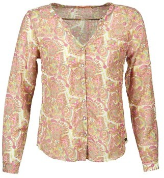 DDP GARDENIA women's Shirt in Pink