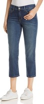 NYDJ Marilyn Relaxed Capri Jeans in Oak Hill