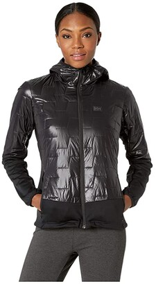 Helly Hansen Lifaloft Hybrid Insulator Jacket (Black) Women's Coat