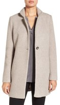 Kenneth Cole New York Women's Boucle Coat