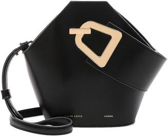 Danse Lente Mini Johnny Bag in Black | FWRD