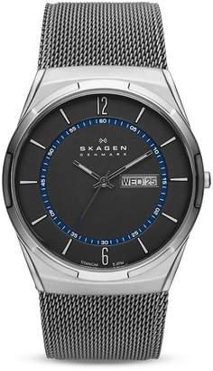 Skagen Melbye Mesh Bracelet Watch, 40mm