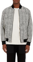 Public School Men's Mélange Bomber Jacket