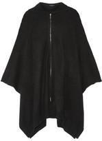 The Row Asham Oversized Cashmere Poncho - M/L