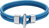 Oxford Shandi Leather Wrap Bracelet