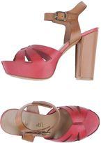 Sixty Seven 67 SIXTYSEVEN Platform sandals