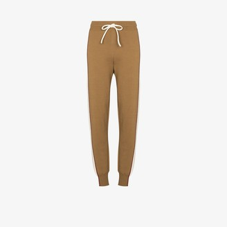 See by Chloe Knitted Track Trousers