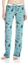 PJ Salvage Women's Playful Prints Pajama Pant