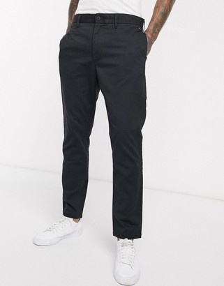 Tommy Hilfiger Tommy Jeans cropped randy chino-Black