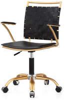 Meelano Desk Chair Upholstery