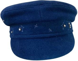 Ruslan Baginskiy Pink Wool Hats