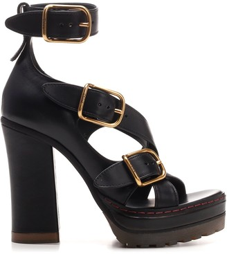Chloé Daisy 120 Platform Sandals