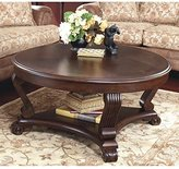 Ashley Furniture Ashley Brookfield Round Coffee Table in