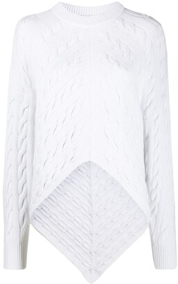 Alexander Wang High Low Jumper