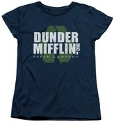 Office The Comedy Sitcom TV Series NBC Recycle Mifflin Women's T-Shirt Tee