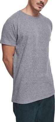 Urban Classics Men's Melange Rib Tee T-Shirt